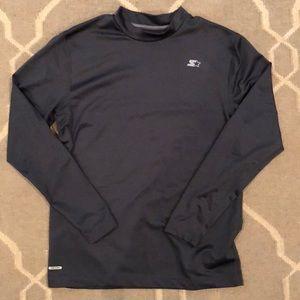 Starter Long-Sleeve Compression Shirts